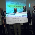 Gregory H. Stanton, J.D.; Careen Hutchinson; Ian Doizer (Grand Prize Winner of $500.00); Jason J. Campbell, Ph.D.; Abubakr Elnoor