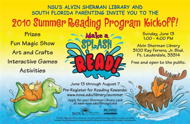 Free summer of fun kicks off with make a splash party at for Craft party long island