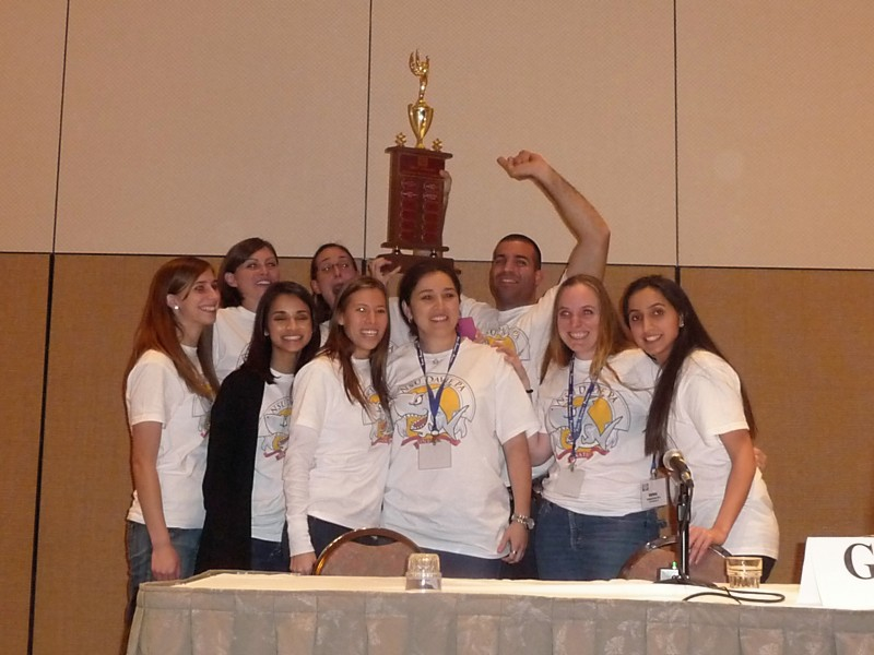 Nova Southeastern University College Of Allied Health And Nursing - Students from Physician Assistant Program win 2012 FAPA Challenge ...