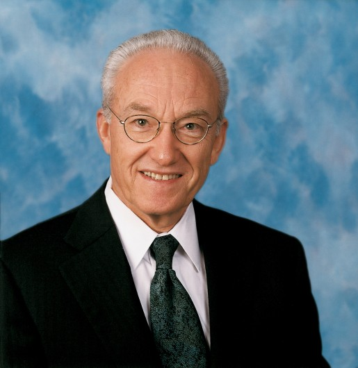 Professor Edward Lieblein, Ph.D., Dean Emeritus