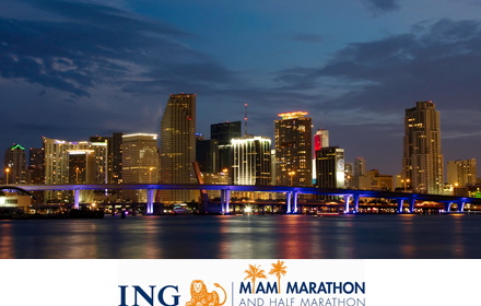 Field Teammates Volunteer at ING Miami Marathon NSU News Center