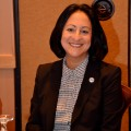 NSU's Executive Vice President and COO Jacqueline A. Travisano, M.B.A., CPA.