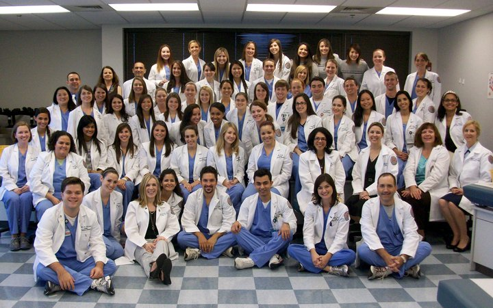 Nsus Orlando Physician Assistant Class Of 2012 Receives 100 Pass
