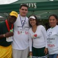An amazing group of sponsors made the 2012 Sallarulo's Race for Champions benefitting Special Olympics Broward County possible, including the team from Duffy's Sports Grill.