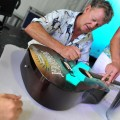 Guy Harvey Sigining Concert Guitar