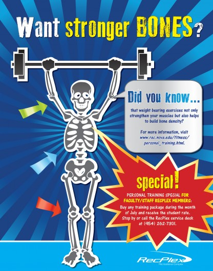 Want Stronger Bones Try Weight Bearing Exercises At Rec