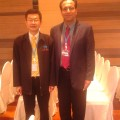 Bahaudin and Dr Jirasek Trimetsoontorn - Dean at KMITL- AGBA in BKK - 6 16 13