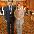 Bahaudin and Dr Zafar - AGBA in BKK - 6 16 13