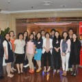 Bahaudin and Workshop Participants in Shanghai China - Forecasting - June 12 2013