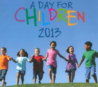 A Day For Children News Release