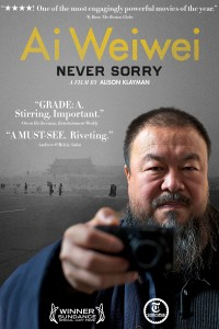 Ai Weiwei Never Story.  Photo