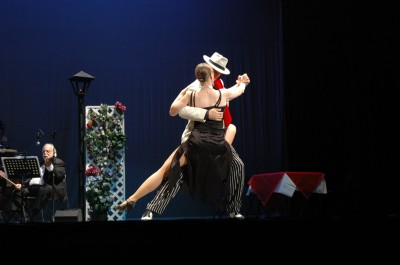 Photo: Tango From the Streets of Buenos Aires Hispanic Heritage Dance Concert