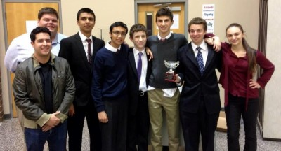 University School Speech and Debate Team