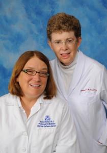 Co-principal investigators Nancy Klimas, M.D., director of Nova Southeastern University's (NSU) College of Osteopathic Medicine's Institute for Neuro Immune Medicine, and Mariana Morris, Ph.D., professor and director of Gulf War research at the NSU College of Osteopathic Medicine's Institute for Neuro Immune Medicine.