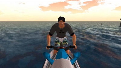 Amputees will be able to virtually experience activities like riding on a jet ski through this research study