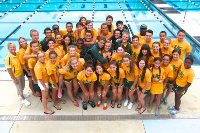 University School Swimming And Diving Wins District Championship Nsu Newsroom