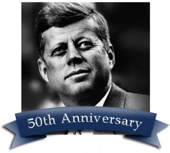 50th anniversary of President John F. Kennedy's assassination