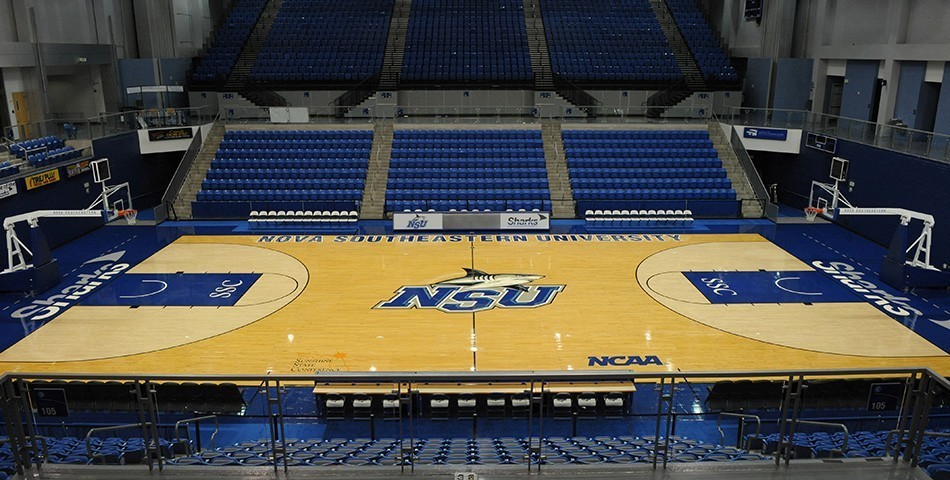 NSU Arena Chosen as a Finalist to Host the Women's Elite ...
