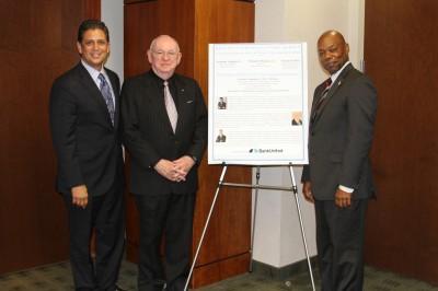 Armando Leighton, Jr; Thomas H. Shea; Dean Preston Jones, D.B.A.