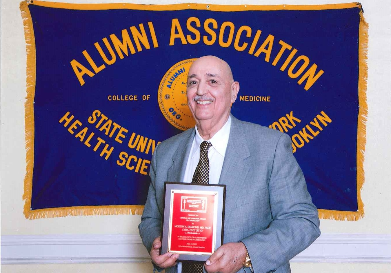 NSU Physician Assistant Medical Director Honored | NSU ...