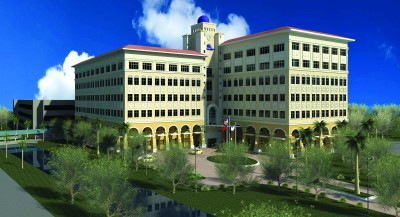 NSU Center for Collaborative Research Rendering