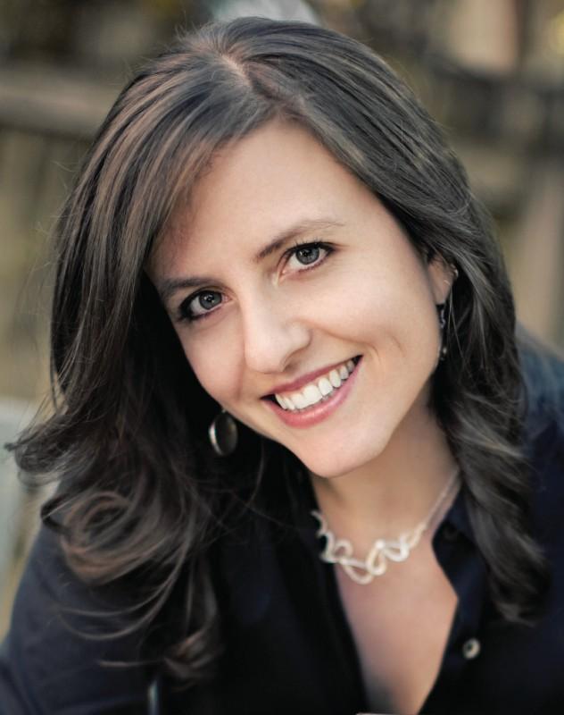 Bestselling author Rebecca Skloot
