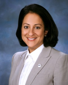 Jacqueline A. Travisano, M.B.A., CPA, NSU's executive vice president and chief operating officer