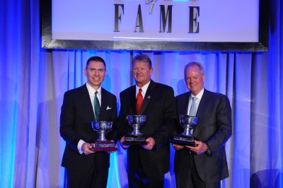 2014 Entrepreneur Hall of Fame Honorees - James Donnelly, Guy Harvey, Ph.D., Manuel D. Medina.