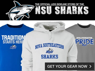 Check out the Official NSU Sharks Online Store!