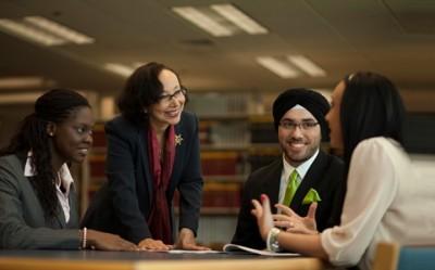 Revised Law Center Diversity