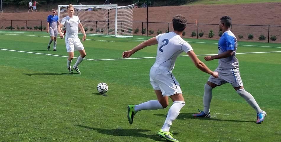 Men's Soccer Powers Through North Georgia, 2-0 | NSU News Room