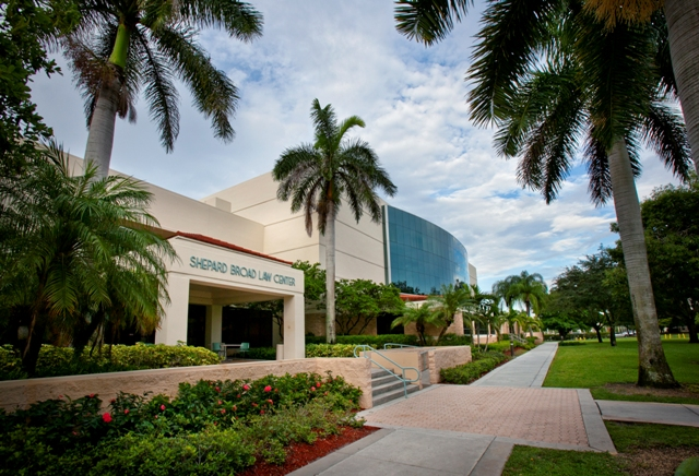 "NSU's Shepard Broad Law Center Named A ""Best"" Law School By"