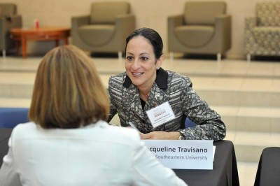Jacqueline Travisano, M.B.A., CPA, NSU executive vice president and chief operating officer.