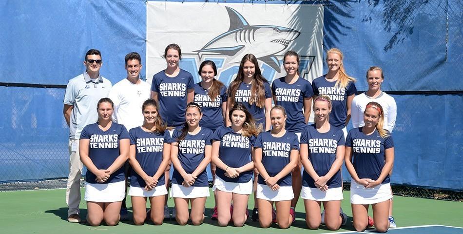 Nova Southeastern Sharks womens tennis
