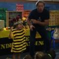 Mailman Segal Center - Queen Bee