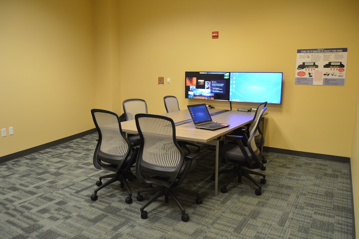 Study Rooms – NSU SharkFINS