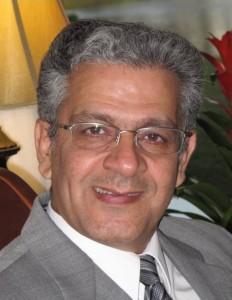 Hossein Omidian headshot