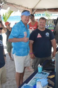 Guy Harvey & Dr. Derek Burkholder