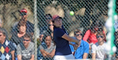 Nova Southeastern University women's tennis team has been selected NCAA Division II South Region's second best