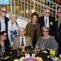 From left standing: Dr. Dick Dodge, Barbara Dodge, Dr. Linda Bolitho, Peter Palin, Dr. Daniel Markarian.