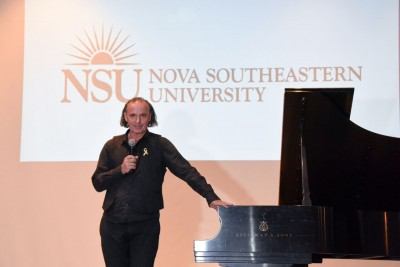Renowned Pianist Kemal Gekic Headlines Sarcoma Research Fundraiser