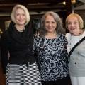 Ellen Paulson, LaDonna Vieweg and Roslyn Lachman