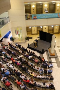 NSU Alvin Sherman Library Hosted Bestselling Author Brad Meltzer photo #1