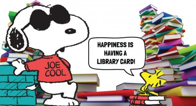 Snoopy-library-card-sharktube