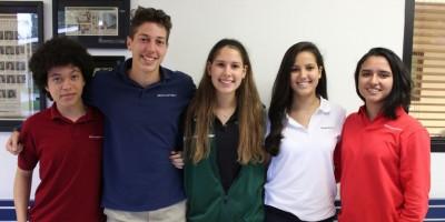 NSU University School students qualify for the National Merit Schorlarship