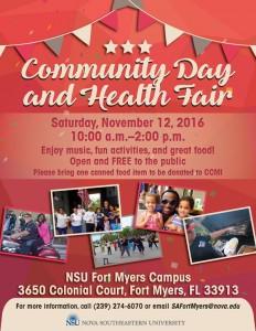 Community Day and Health Fair