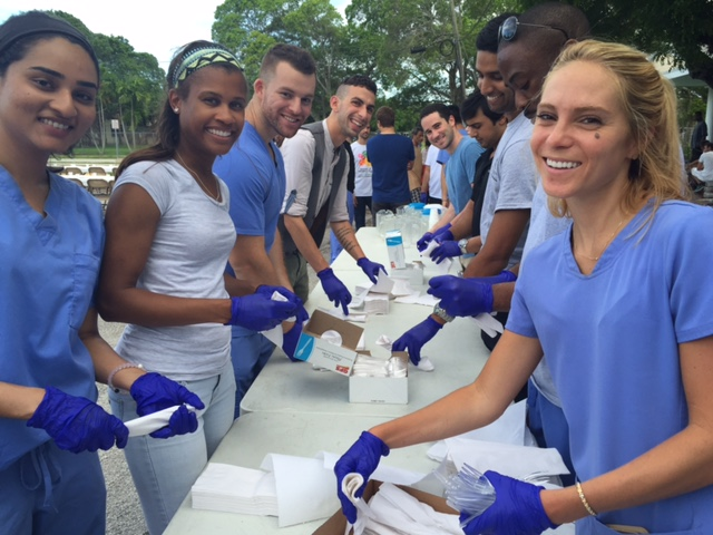 Helping the Homeless: An Ongoing Commitment for Osteopathic Medical Students
