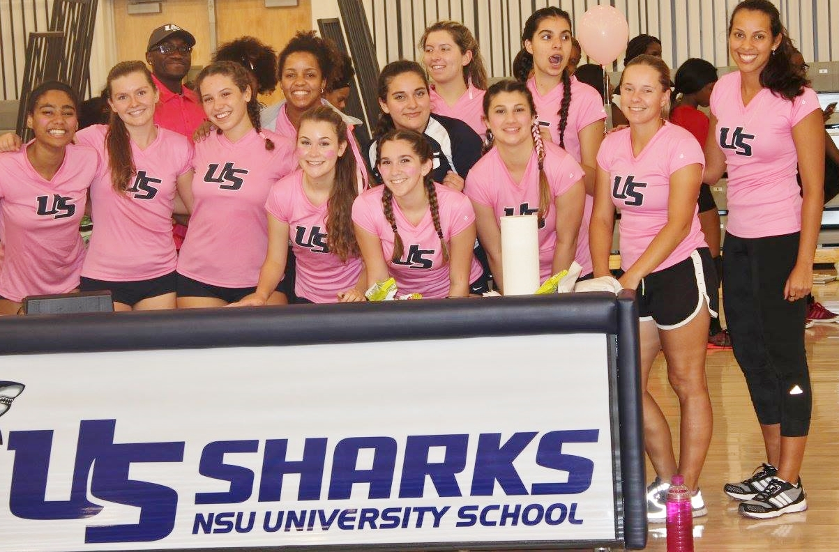 The University School Volleyball Teams