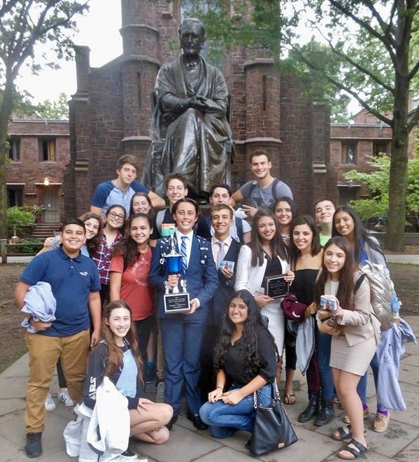 Nsu University School Students Participate In Yale Invitational