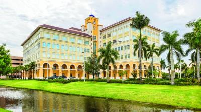 NSU CCR Building